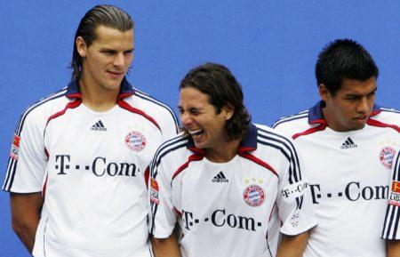 Große Hoffnungen beim Start in München.