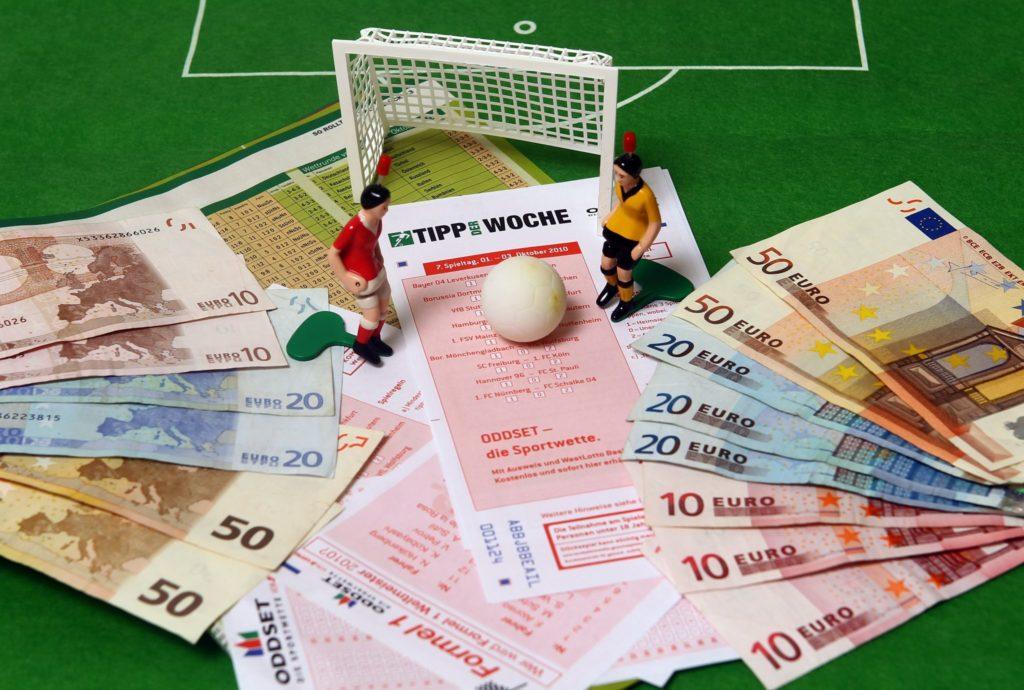 Von Zockern und Geldverschwendern in der Bundesliga.