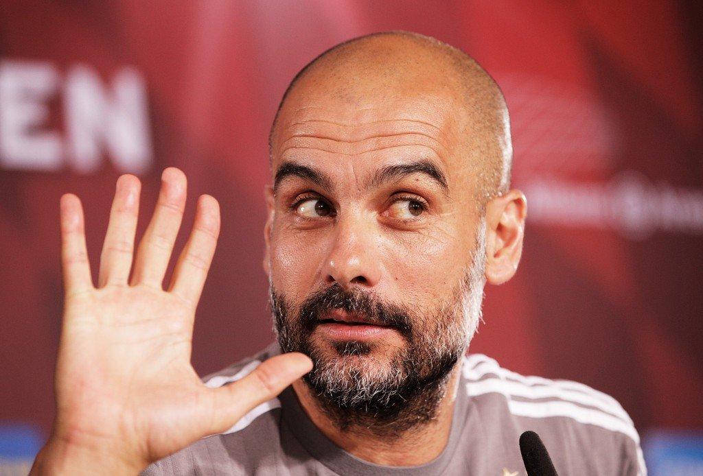 Thiago oder keiner. Guardiola wusste genau , welchen Spieler er wollte. Und bekam sie.