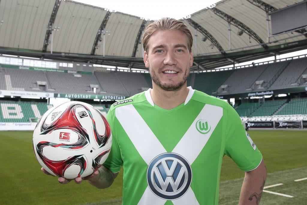 Nicklas Bendtner gehört zu den größten Transfer-Flops in der Bundesliga-Historie des VfL Wolfsburg.