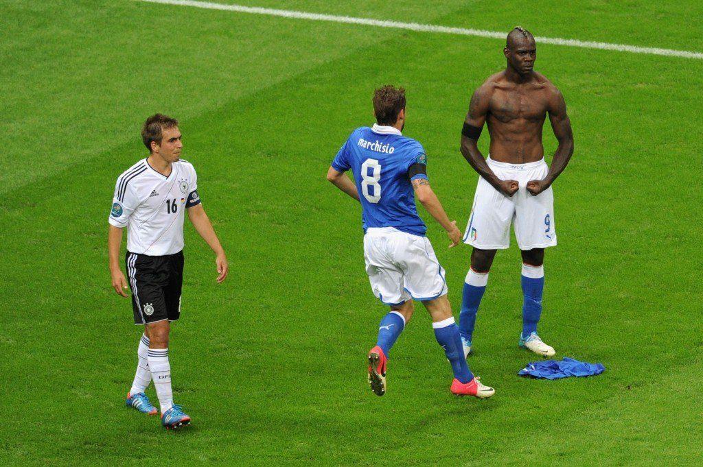 Mario Balotelli polarisiert gerne. Foto: Getty Images