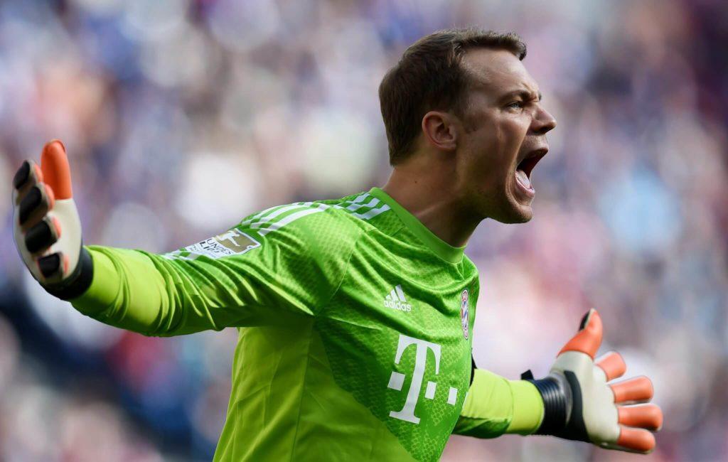 Manuel Neuer wurde bei den Bayern zum besten Torhüter der Welt. Foto: Getty Images