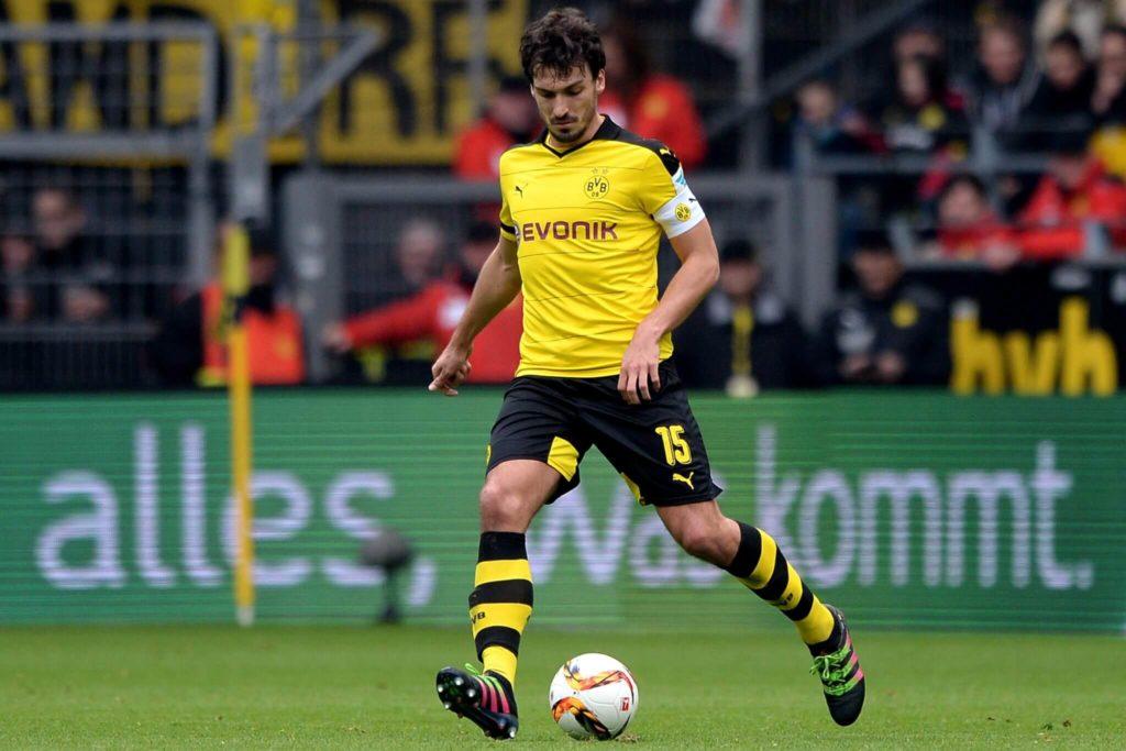 Mats Hummels ging erst von den Bayern nach Dortmund und kehrte dann zurück nach München. Foto: Getty Images