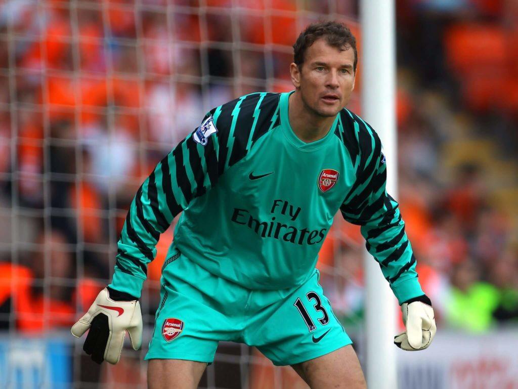 Jens Lehmann lief einige Jahre für den FC Arsenal auf. Foto: Getty Images