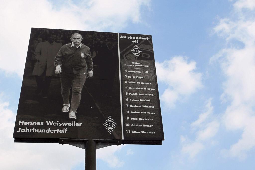 Weisweiler ist eine Gladbacher Legende. Foto: Getty Images