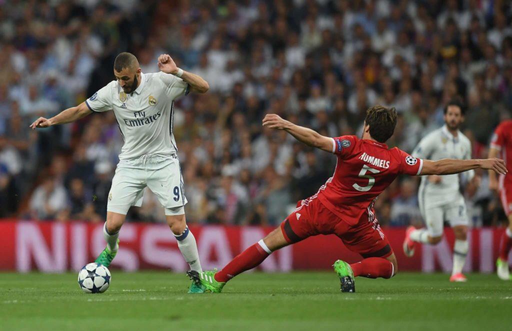 Karim Benzema ist ein exzellenter Torjäger und Vorbereiter. Foto: Getty Images