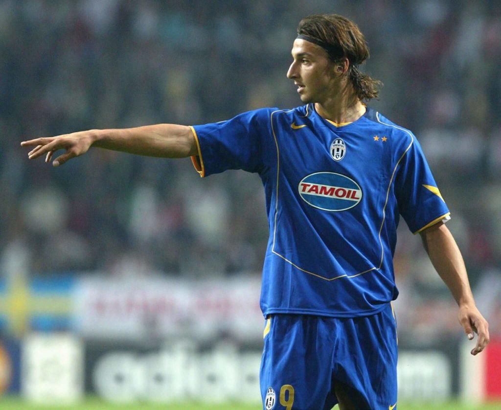 Zlatan Ibrahimovic wechselte kurz vor seinem 23. Geburtstag von Ajax zu Juventus Turin. Foto: Getty Images