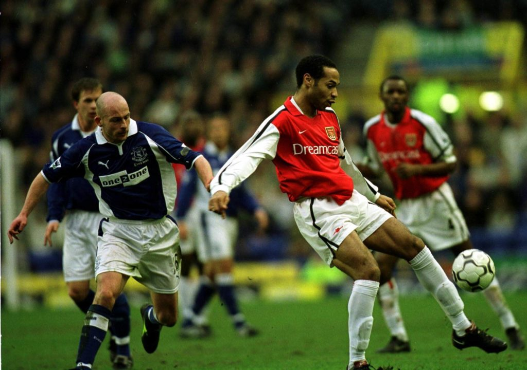 In der Premier League wurde Henry endgültig zum Star. Foto: Getty Images