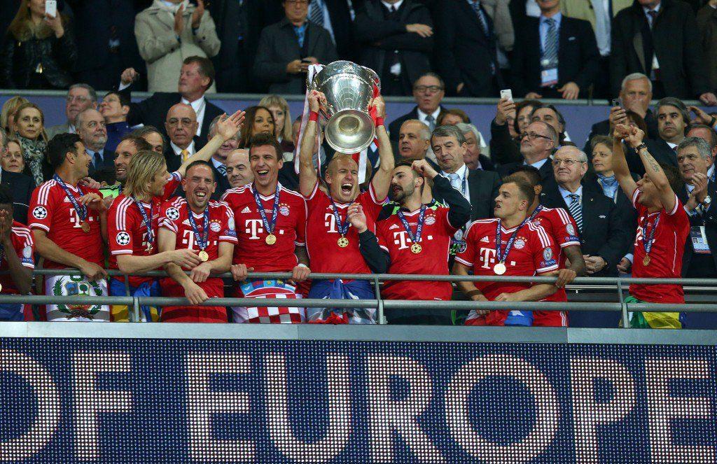 Der FC Bayern München sorgte am 25. Mai 2013 im deutschen Finale gegen Borussia Dortmund (2:1) in Wembley für den einzigen Europapokal-Erfolg eines Bundesligisten in diesem Jahrzehnt.