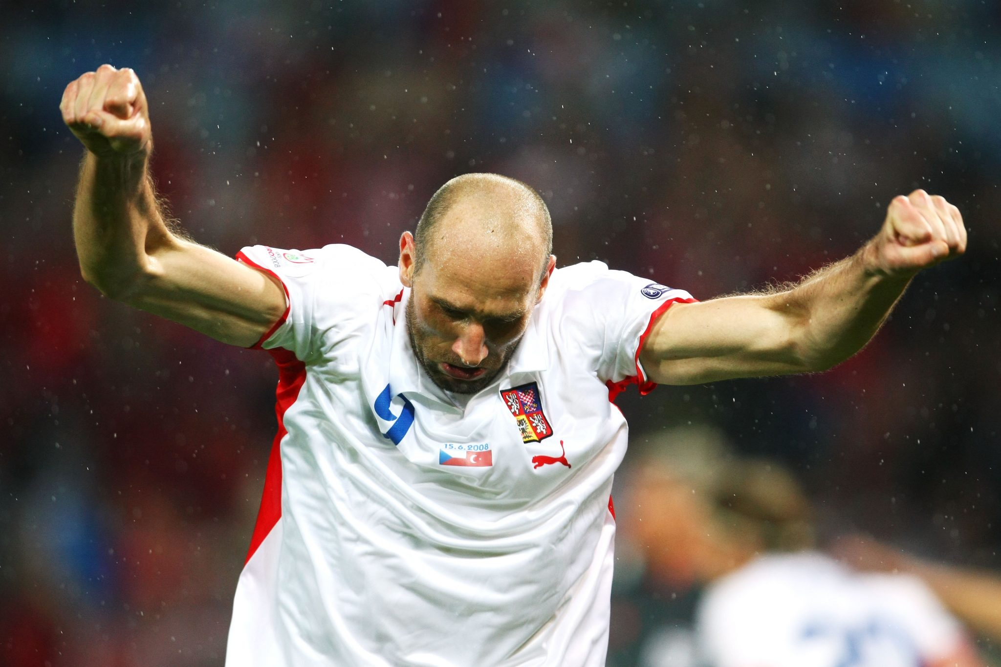 Jan Koller = Dino. Foto: Getty Images