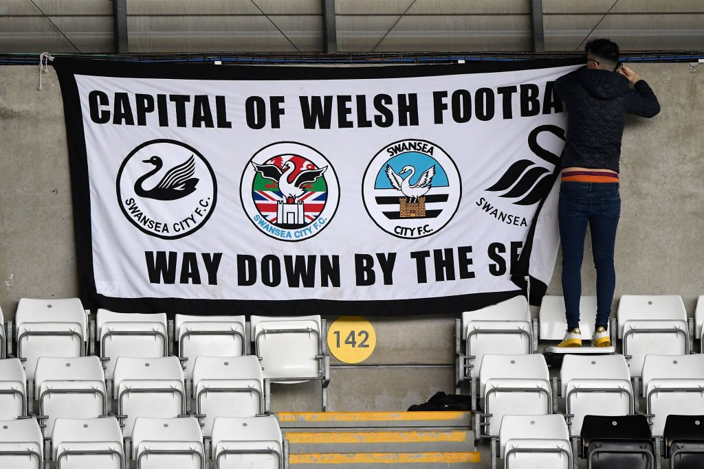 Swansea City. Foto: Getty Images