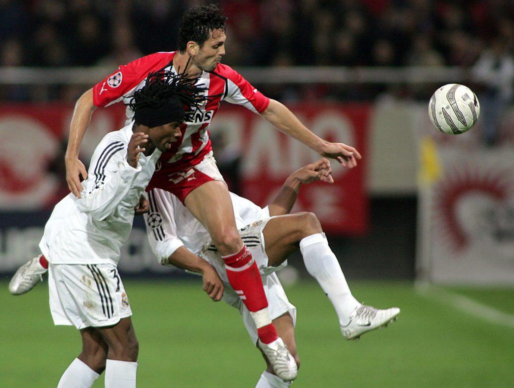 Javier Balboa schaffte den Durchbruch bei Real Madrid nicht. Foto: Getty Images