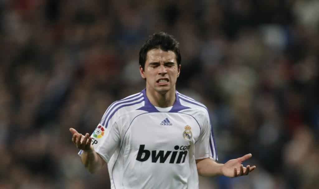 Javier Saviola spielte wenig und wenn dann überwiegend schlecht. Foto: Getty Images