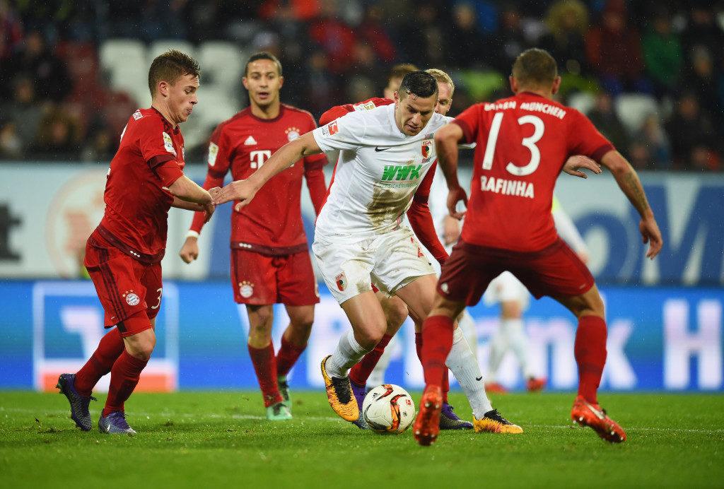 Der Höhepunkt einer jeden Bundesliga-Saison für den FC Augsburg: Der FC Bayern München kommt!