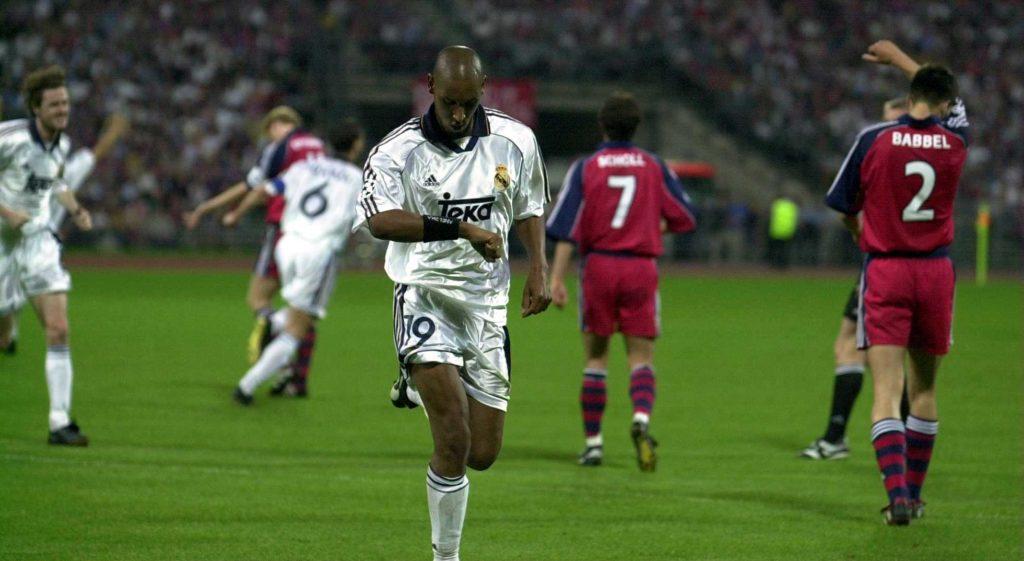 Anelka und Real Madrid passte einfach nicht. Mandatory Credit: Ross Kinnaird/ALLSPORT