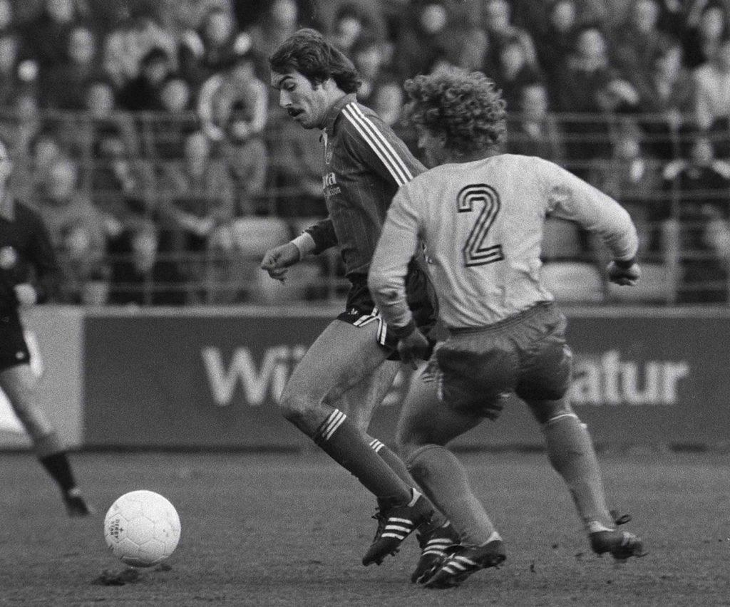 Trotz der deutschen Meisterschaft 1967 ging es für Eintracht Braunschweig in den folgenden Jahren und Jahrzehnten stetig nach unten. Foto: Getty Images