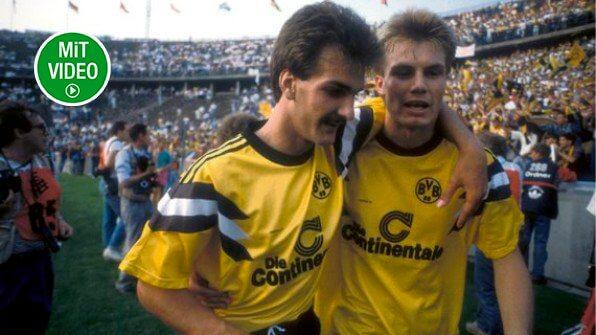 Günter Breitzke spielte einige Jahre in Dortmund. Foto: Getty Images