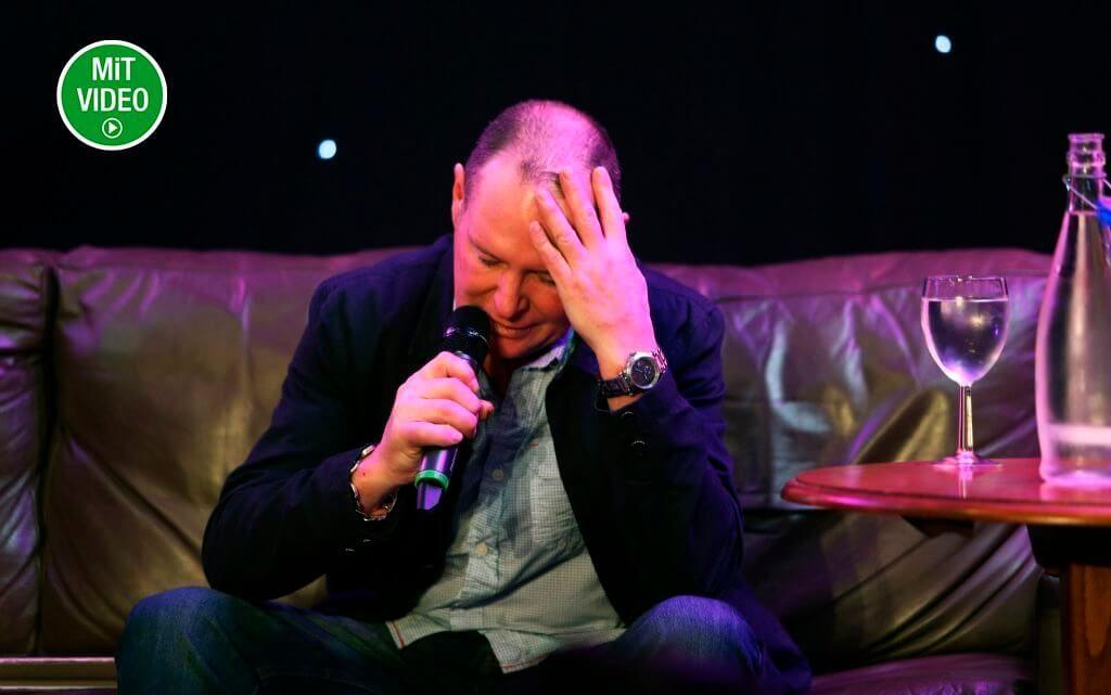 Paul Gascoigne bei einer Veranstaltung im Jahr 2013. Foto: Getty Images