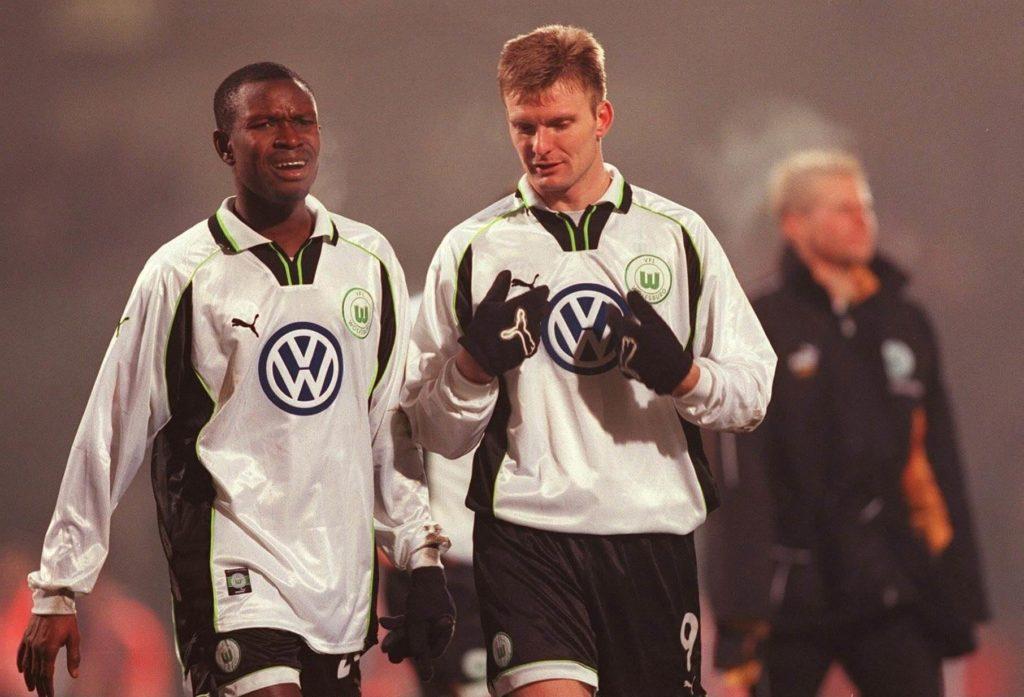 In Deutschland war er unter anderem für Wolfsburg aktiv. Foto: Getty Images