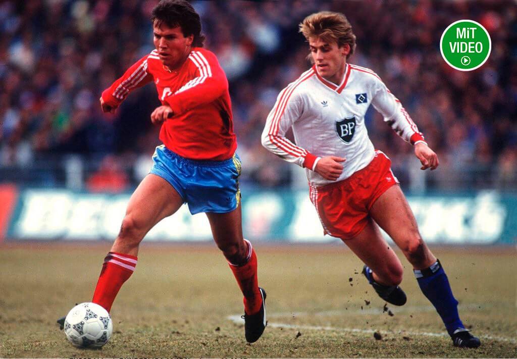 Manfred Kastl kam 1986 aus Fürth nach Hamburg. Foto: Getty Images