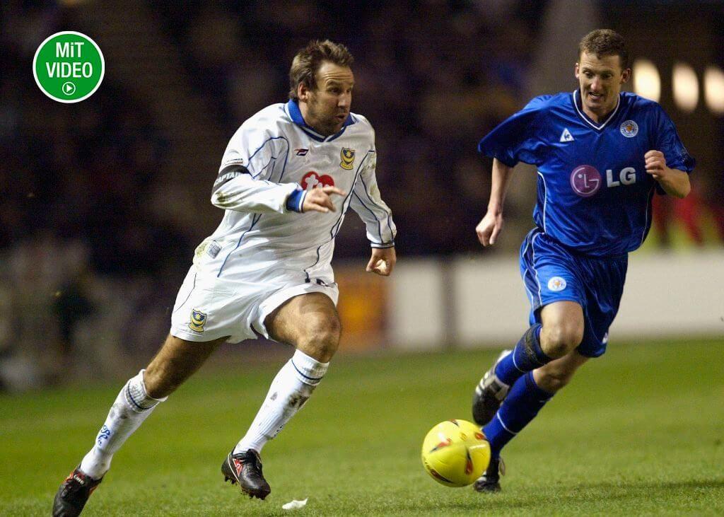Paul Merson spielte in seiner Karriere unter anderem für Arsenal und Aston Villa. Foto: Getty Images
