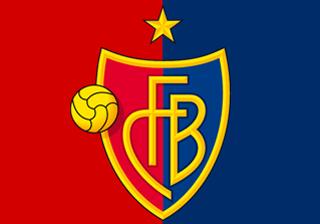 Blau und Rot waren auch die Farben des FC Basel