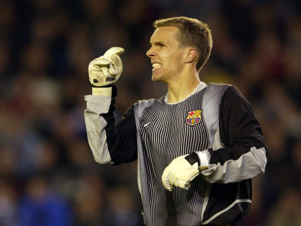 Robert Enke war einst für den FC Barcelona aktiv. Foto: Getty Images