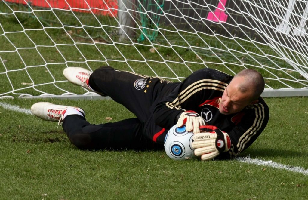 Robert Enke in Aktion - Foto: Getty Images