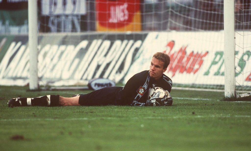 2006 wurde Robert Enke wieder in den erweiterten Kader der Nationalmannschaft berufen. Foto: Getty Images