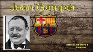 Hans Gamper - der charismatische Barca-Gründer