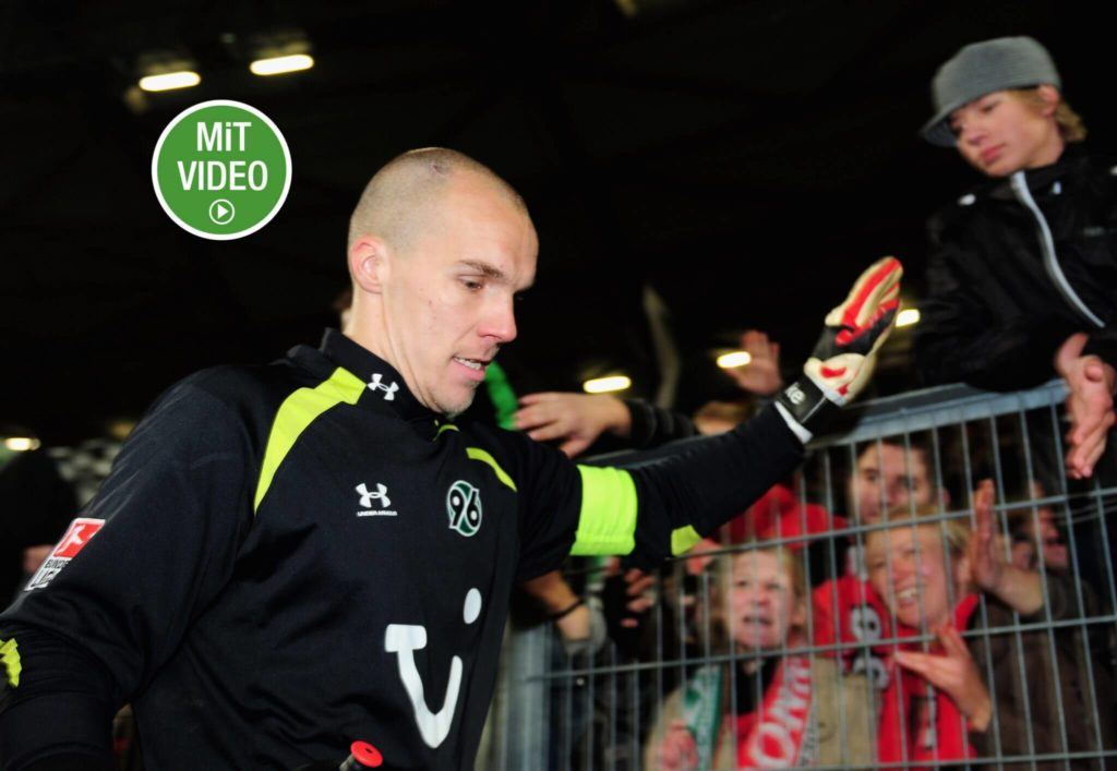 Robert Enke beging Schienensuizid. Foto: Getty Images