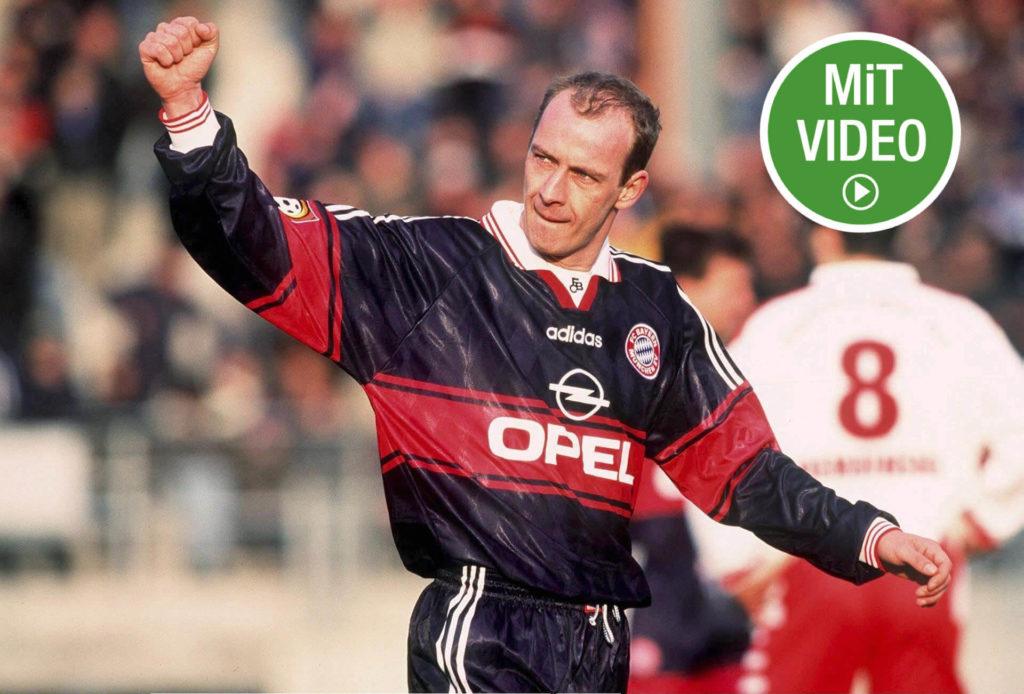 Mario Basler darf in einer Liste rauchender Fußballer natürlich nicht fehlen. Foto: Getty Images