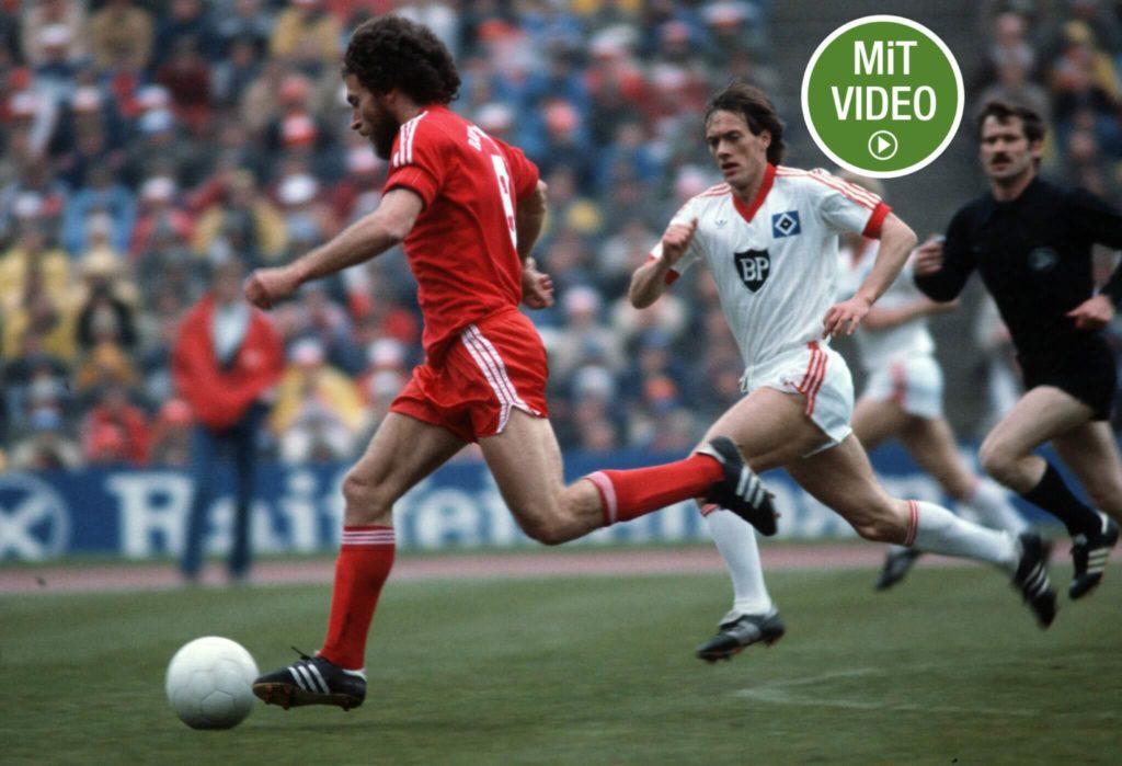 Paul Breitner war einer der besten Fußballspieler seiner Zeit. Foto: Getty Images