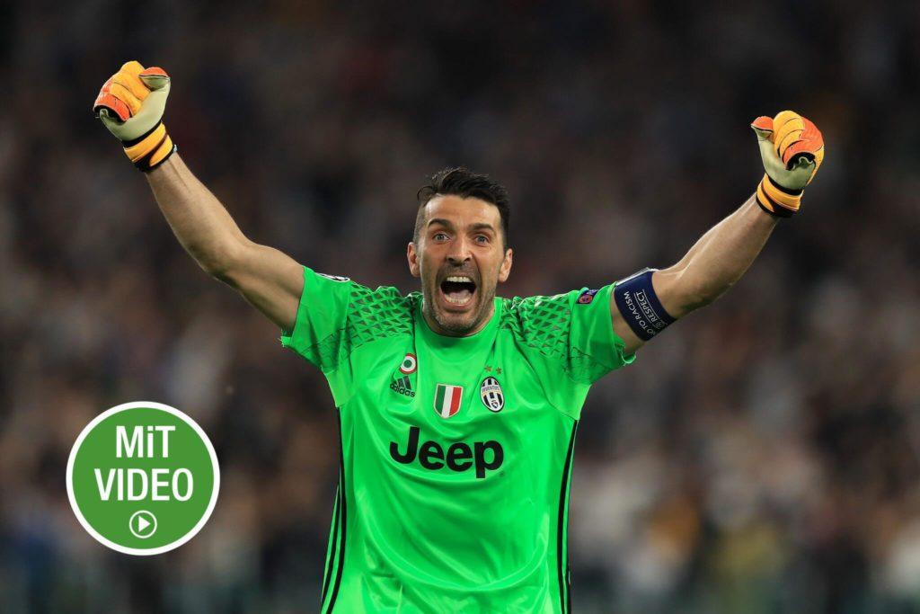 Gianluigi Buffon macht – ganz Genießer – aus seinem Laster erst gar kein Geheimnis. Foto: Getty Images