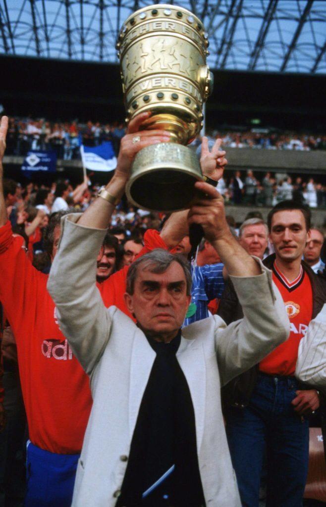 Unter Ernst Happel erlebte der Hamburger SV deutlich bessere Zeiten als aktuell. Foto: Getty Images