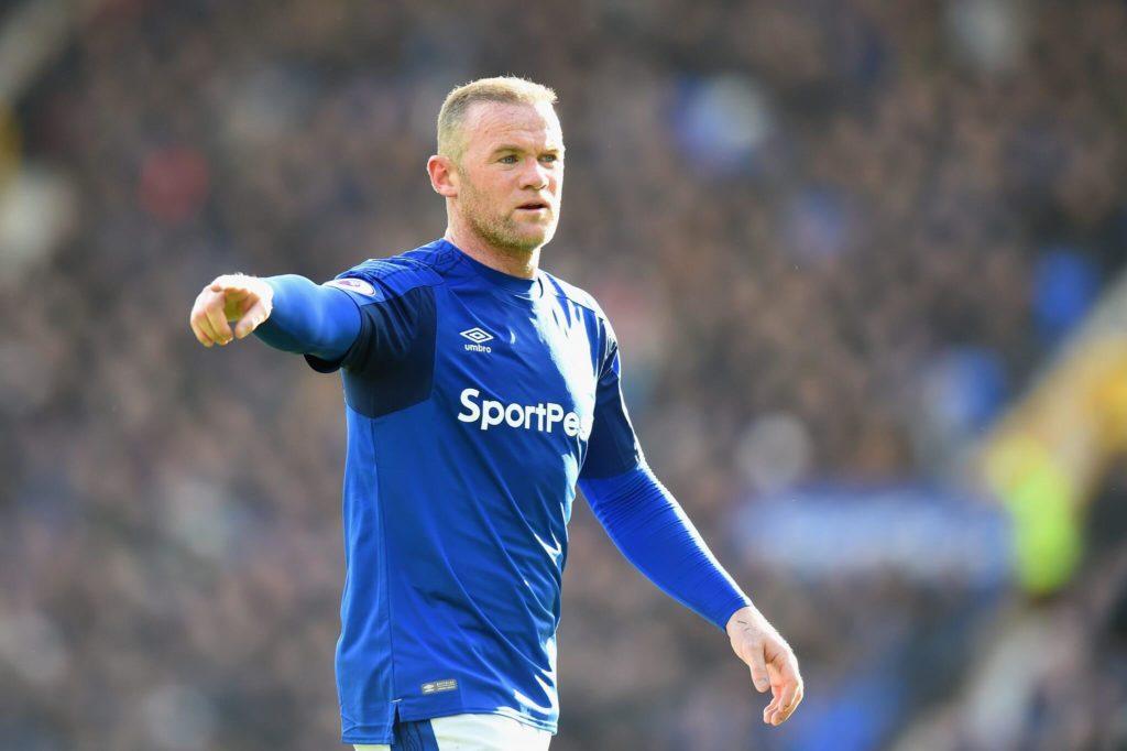 2010 tauchten Fotos von Rooney auf, die ihn beim Verlassen eines Pubs zeigten. Foto: Getty Images
