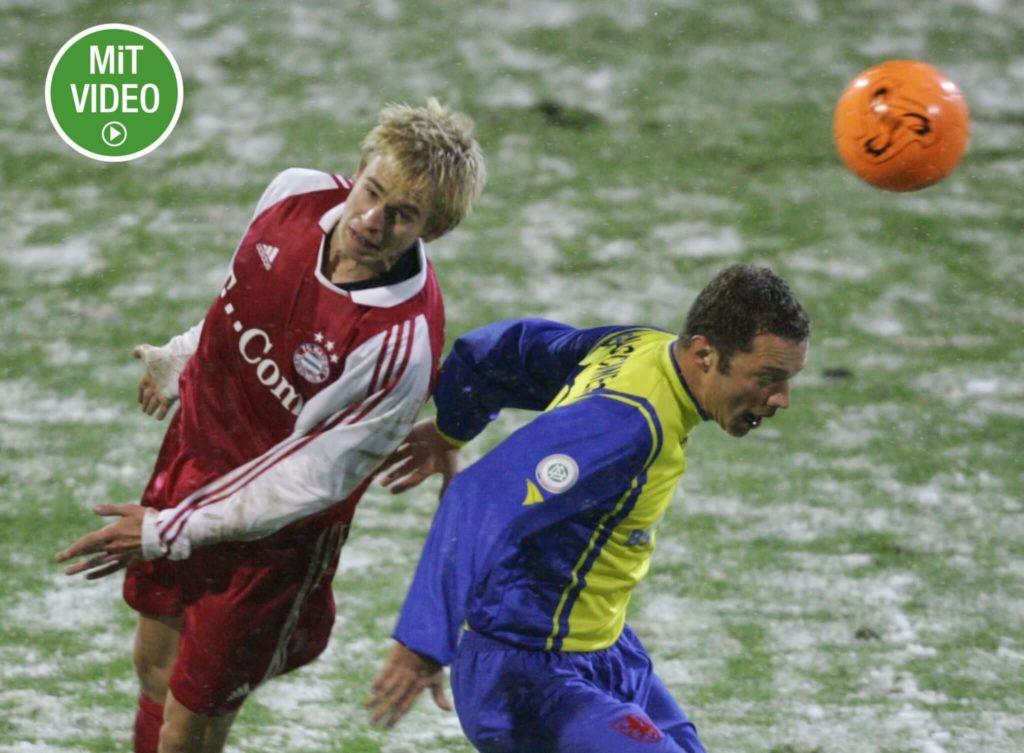 Tobias Rau kam 2003 aus Wolfsburg nach München. Foto: Getty Images