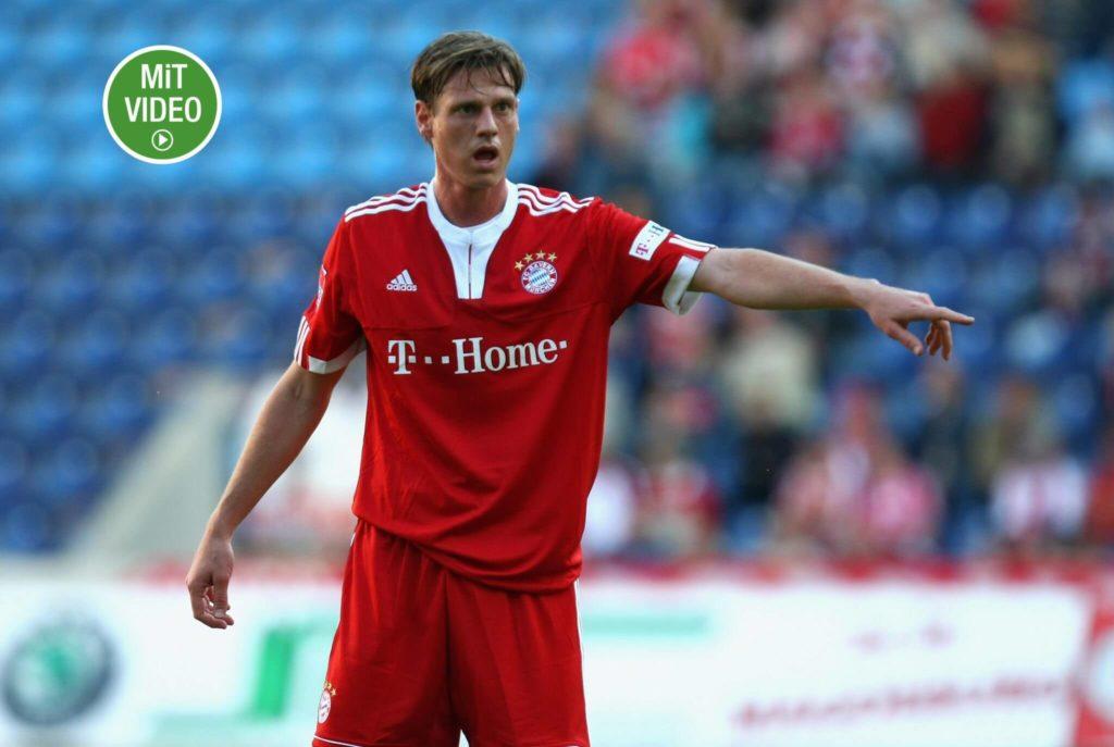 Tim Borowski trug kurzzeitig das Trikot der Bayern. Foto: Getty Images