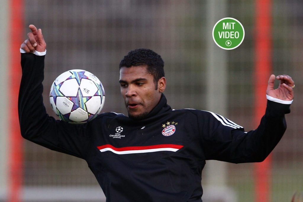 Breno galt vor seinem Wechsel zum FC Bayern als riesiges Talent. Foto: Getty Images