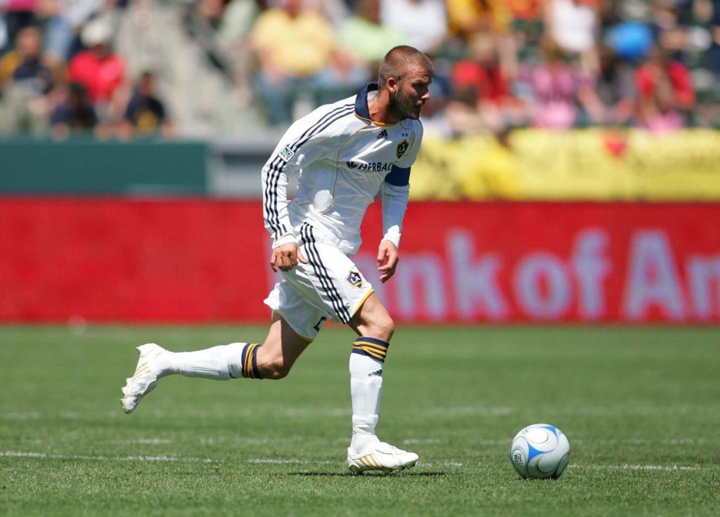 Von Real zog es Beckham weiter in die USA. Foto: Getty Images