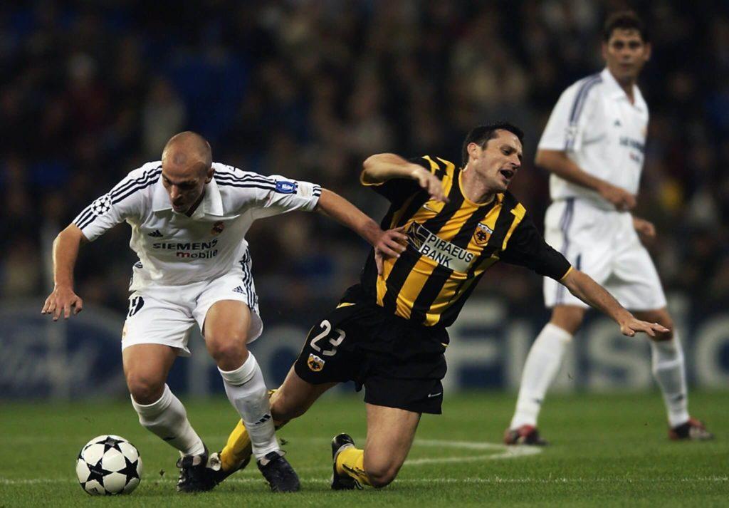 Auch er reiht sich ein in die Phalanx derjenigen, die es bei Real nicht geschafft haben: Esteban Cambiasso. Foto: Getty Images