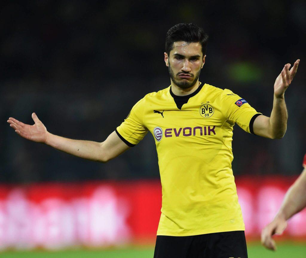 Bei Borussia Dortmund hatte Sahin zuvor geglänzt. Foto: Getty Images