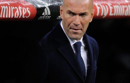 Am 4. Januar 2016 übernahm Zidane Reals erste Mannschaft - und gewann gleich im ersten Jahr die Champions League. Foto: Getty Images