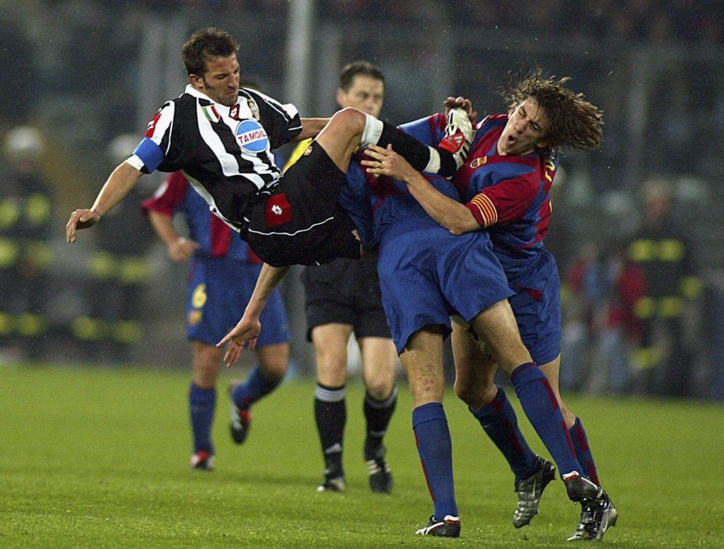 Juve statt Barca. Die Entscheidung von del Piero. Foto: Getty Images