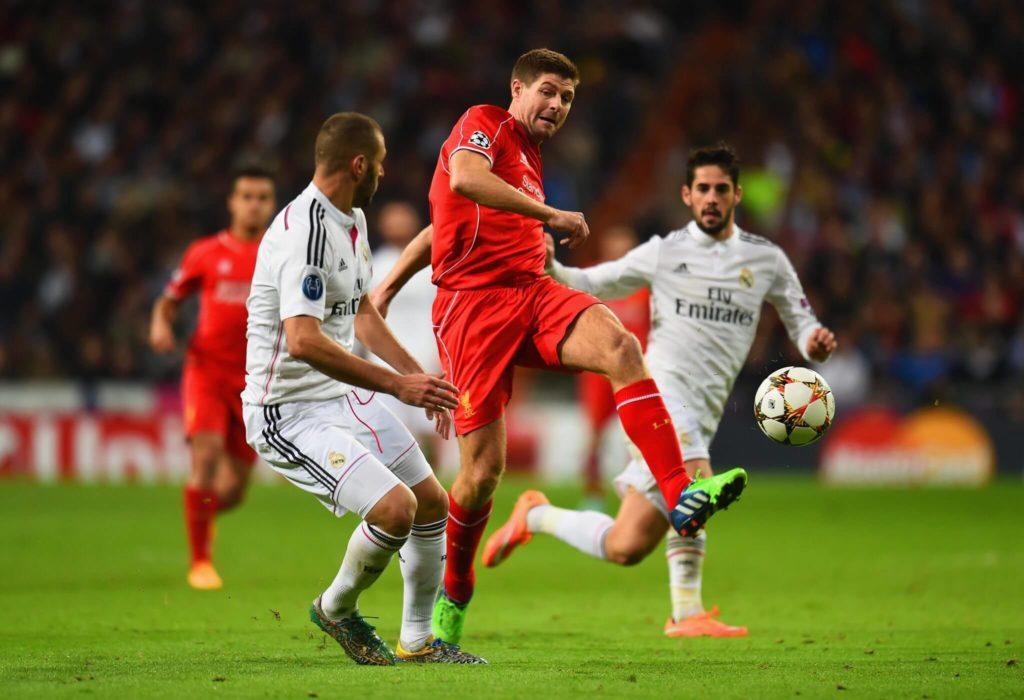 Keine Traute im fortgeschrittenen Alter - Steve Gerrard. Foto: Getty Images