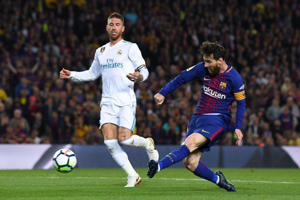Real Madrid vs. Barca - Ewige Widersacher, epische Dramen. Foto: Getty Images