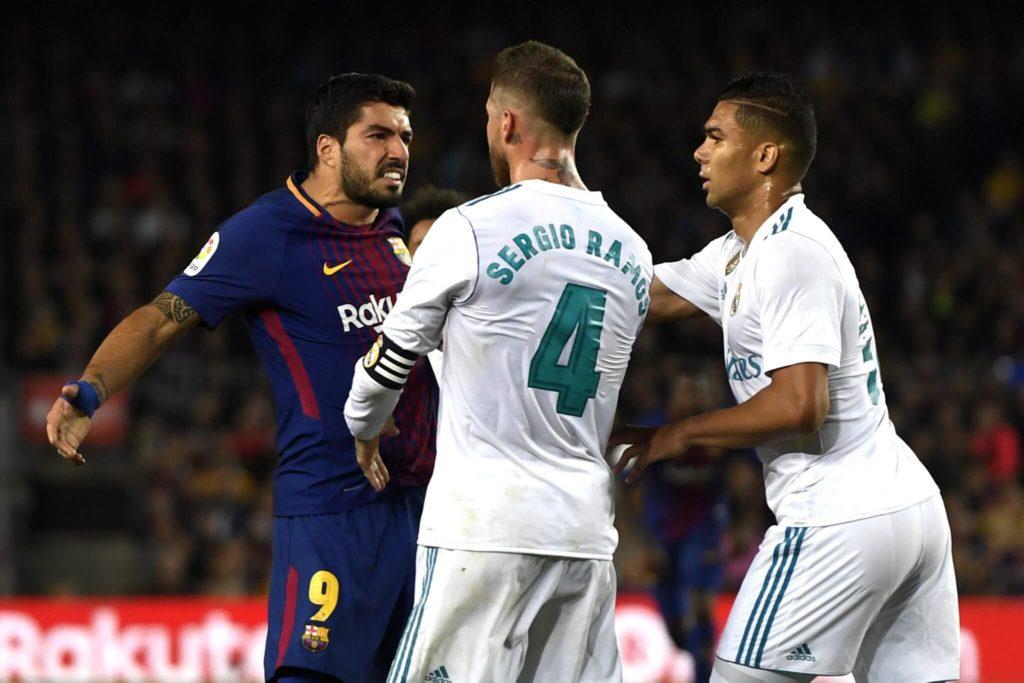 Luis Surez und Real Madrid - ziemlich beste Feinde. Foto: Getty Images