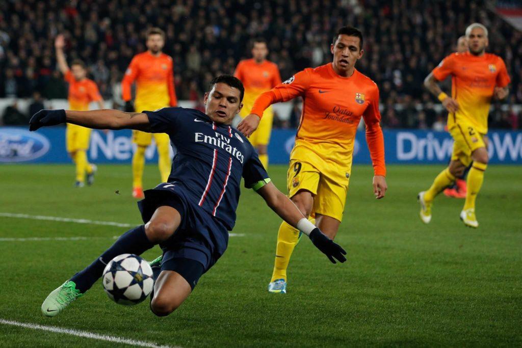 Thiago Silva - lieber Frankreich und Italien. Foto: Getty Images