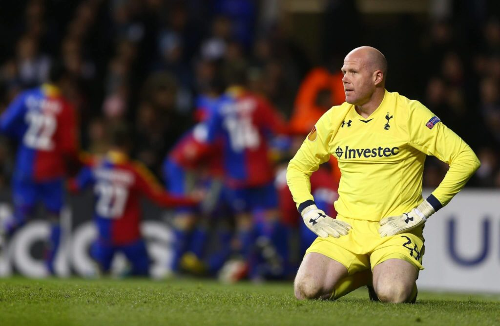 Not a successful businessman - Brad Friedel.