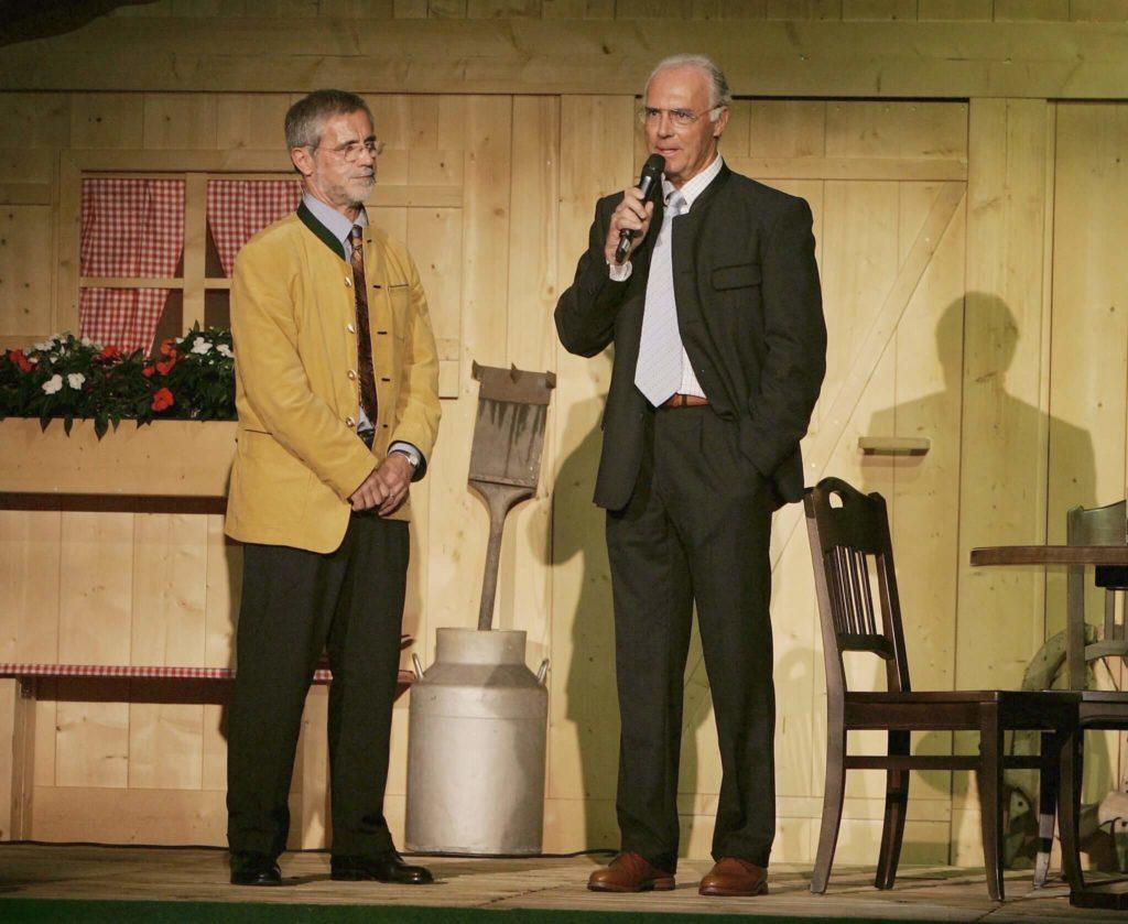 Gerd Müller (links) war viele Jahre gemeinsam mit Franz Beckenbauer aktiv. Foto: Getty Images